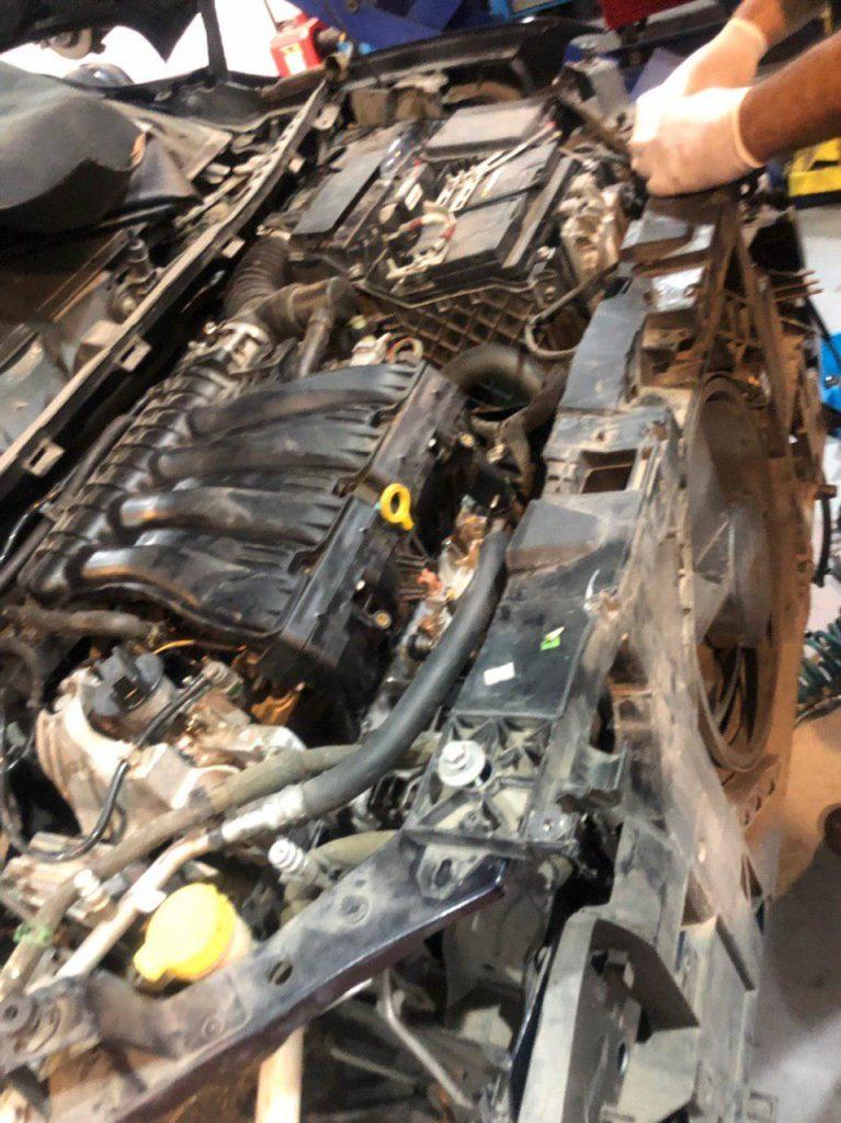 تعمیرات موتور و گیربکس